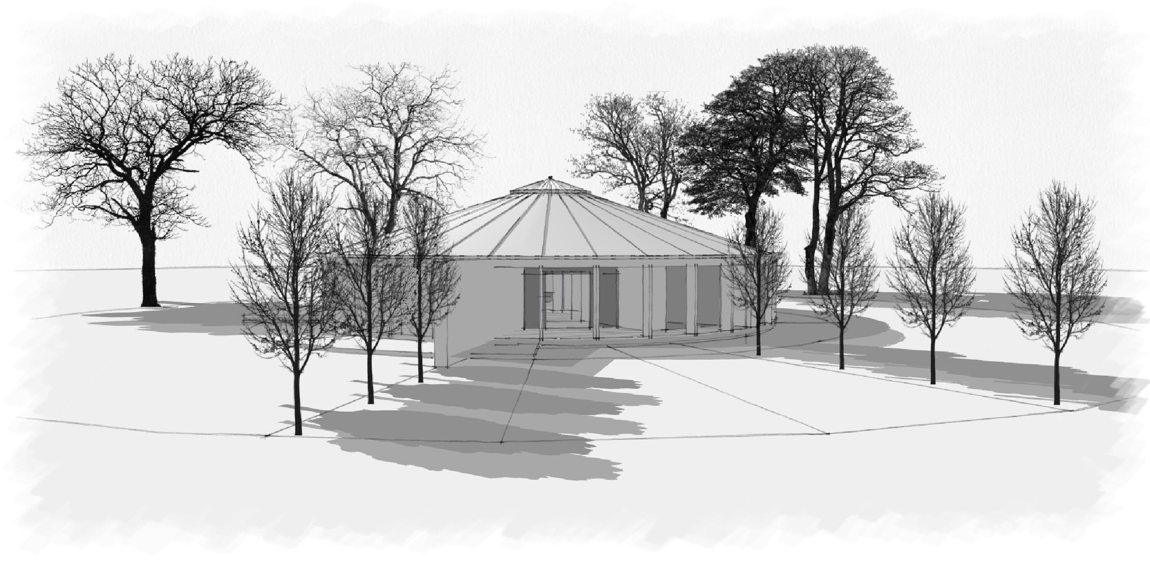 Bathroom Design Kildare circular house, co kildare : www.davidwilson-architect « david